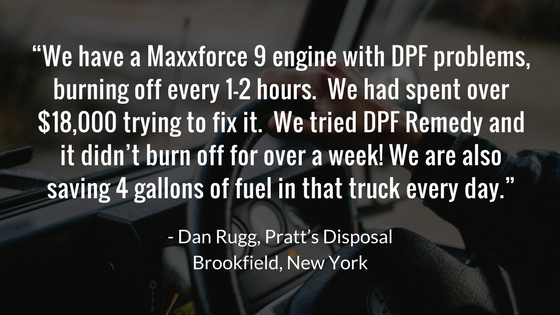 How often should DPF Regenerations take place? | Fix DPF